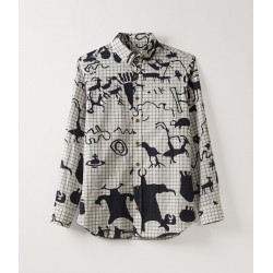 Men's CAVEMAN PRINT Shirts
