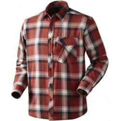 Men's Fleece Lined Checked Shirt
